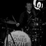 Jim Jones Revue - Photography by Mila Reynaud