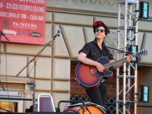 Joe Normal - Pasadena Civic Auditorium - Photo courtesy of The Pasadena Civic