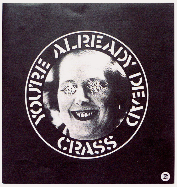Crass Christ The Album