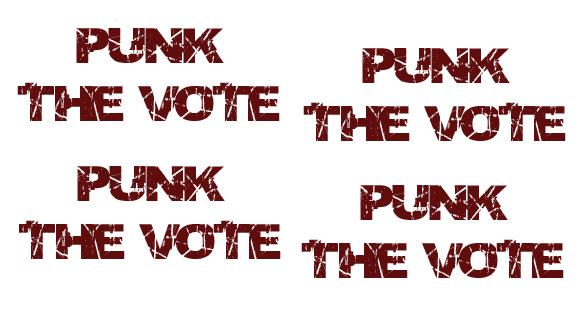 punk the vote